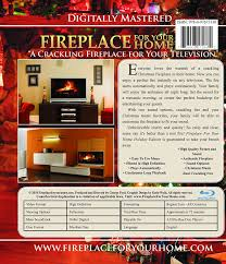 amazon com fireplace holiday blu ray fireplace holiday