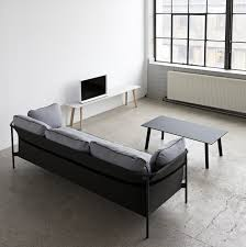 bouroullec canapé can sofa three seater by hay haus