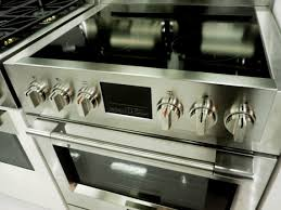 Italian Cooktop Stylish Appliances From Fulgor Milano Reviewed Com Ovens