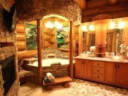 cabin bathroom ideas cabin bathroom traditional bathroom rustic log cabin bathroom