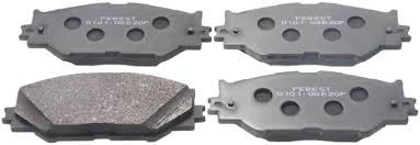 lexus is300 brake pads brake pad kit febest 0101 gse20f oem 04465 53040 ebay
