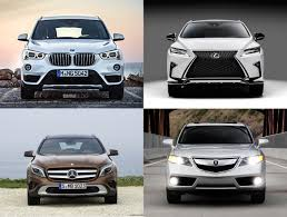 lexus nx 2018 vs 2017 2016 bmw x1 vs mercedes benz gla vs lexus nx vs acura rdx