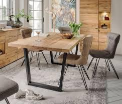 Esstisch Esstisch Mit Extra Dicker Tischplatte