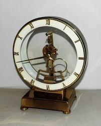 Ebay Cuckoo Clock Kundo Kieninger Electromagnetic Mantle Clock Art Deco Germany Mid