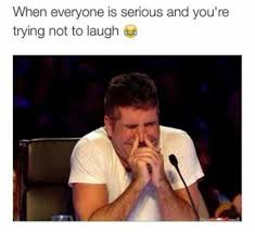Trying Not To Laugh Meme - the best simon cowell memes memedroid