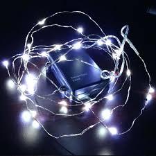 Battery Operated Outdoor Light - led string lights battery powered u2013 amandaharper
