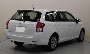 toyota car models 2014 toyota corolla fielder used car 2014 model photo in pearl white