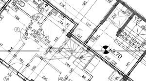 Blueprint House Plans by Bstract Architecture Background Blueprint House Plan With Sketch