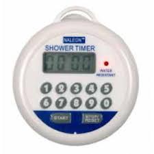 Bathroom Timer Naleon Suction Mounted Digital Bathroom Kitchen Timer Mitre 10