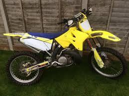 250 motocross bikes suzuki rm 250 motocross bike in colchester essex gumtree