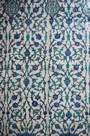 Ottoman Tiles Ottoman Tiles Stock Photo Image Of Background Detail 67939524