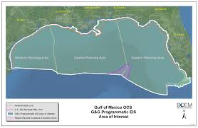 Map Of Fort Walton Beach Florida by Gulf Of Mexico Geological And Geophysical G U0026g Activities