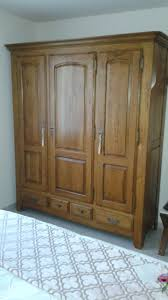 chambre en chene massif achetez armoirede chambre en occasion annonce vente à talmont