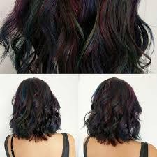 25 unique oil slick hair color ideas on pinterest oil slick