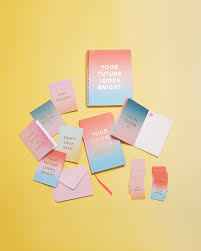 compliment card set your future looks bright stay golden by ban