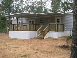 how to build a four step porch for a mobile home building easy
