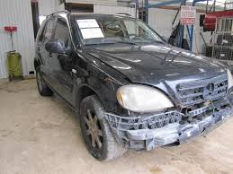 1999 mercedes ml 430 parting out 1999 mercedes ml430 stock 110621 tom s foreign