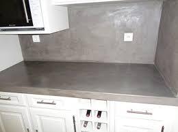 plan de travail cuisine en béton ciré imagorenovation rénovation de cuisine finition béton ciré