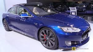 Tesla Interior Model S 2016 Tesla Model S P90d Exterior And Interior Walkaround 2015