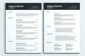 one page resume template creative resumes templates free pages resume one page pdf