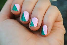 14 easy nail line designs easy nail designs plaid nails biz