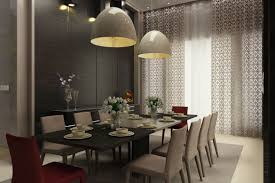 contemporary dining room ideas contemporary pendant lighting for dining room extraordinary ideas