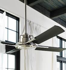 Living Room Ceiling Fans Peregrine Industrial Ceiling Fan No Light 4 Blade Ceiling Fan