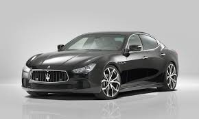 maserati sedan black maserati in munich hire car rental pd cars com