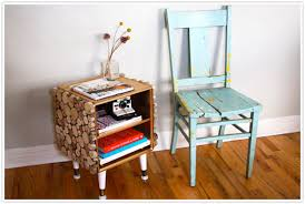 Diy Side Table Transformed Tree To Table Camille Styles