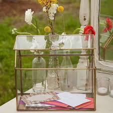 wedding gift card holder 19 wedding gift card box ideas glass terrarium terraria and