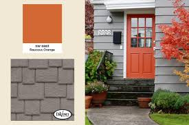 a simple guide to 2014 exterior color trends orange pink u0026 red