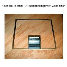 hardwood floor electrical outlet wood floors