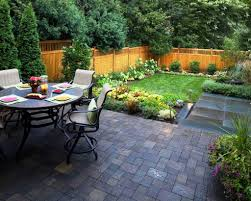 Simple Backyard Patio Ideas Narrow Backyard Design Ideas Jumply Co