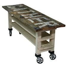 casters for kitchen island industrial dining table on wheels mitventures co