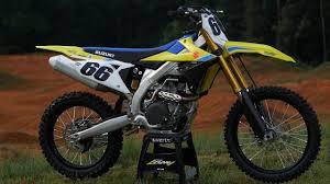 motocross action magazine first ride 2018 suzuki rmz450 motocross action magazine youtube
