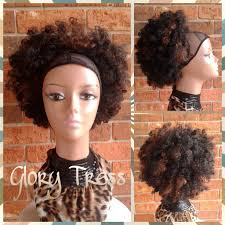 on sale curly afro drawstring ponytail ombre