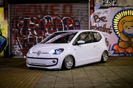 slammed cars vw up gets the slammed treatment motor1 com photos