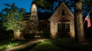 Landscape Up Lights Up Lighting Is A Better Alternative To Recessed Soffit Lighting