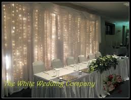 wedding backdrop taobao 3mx6m white silk backdrop curtain with swag for wedding