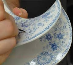 china pottery ceramic and sculpture repair levels