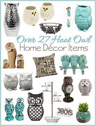 owl decor owl home decor pieces 3 boys and a dog