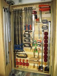 building the shop clamp storage by leeinaz lumberjocks com