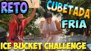 Challenge Reto Reto De La Cubeta De Hielo Challenge