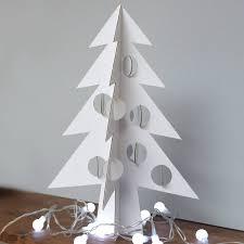 perspex christmas tree christmas lights decoration