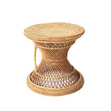 Small Round Coffee Table by Side Table Small Round Rattan Side Table Decoration In Rattan
