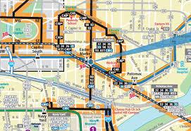 washington dc metrobus map improve metrobus maps greater greater washington