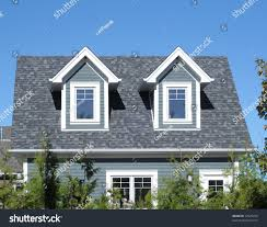 house two dormers stock photo 37525234 shutterstock
