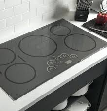 Clean Stainless Steel Cooktop Cooktops Griddle Plate Smooth Top Electric Cooktop In Stainless