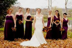 fall bridesmaid dresses fall orange bridesmaid dresses naf dresses