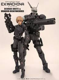 appleseed ex machina briareos deunan anime apple seed sci fi armor